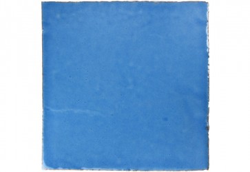 carrelage bleu ciel