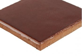 carrelage  marron chocolat