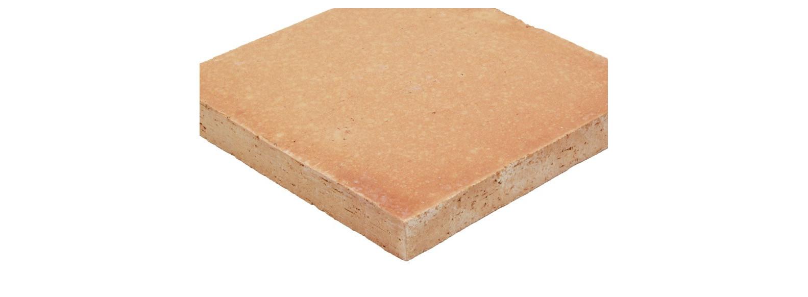 carrelage  terre cuite sable