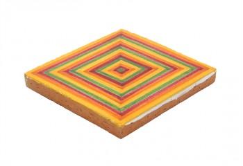 zellige motif spirale