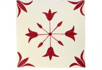 faience motif basque