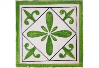 carrelage decor fleur de lys palais des papes