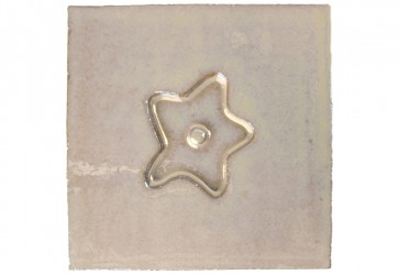 carrelage motif relief nacre