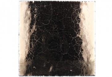 carreau émaillé noir