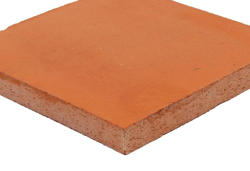 tomette terre cuite rouge