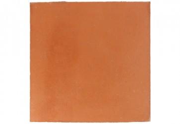 terre cuite de sol rouge