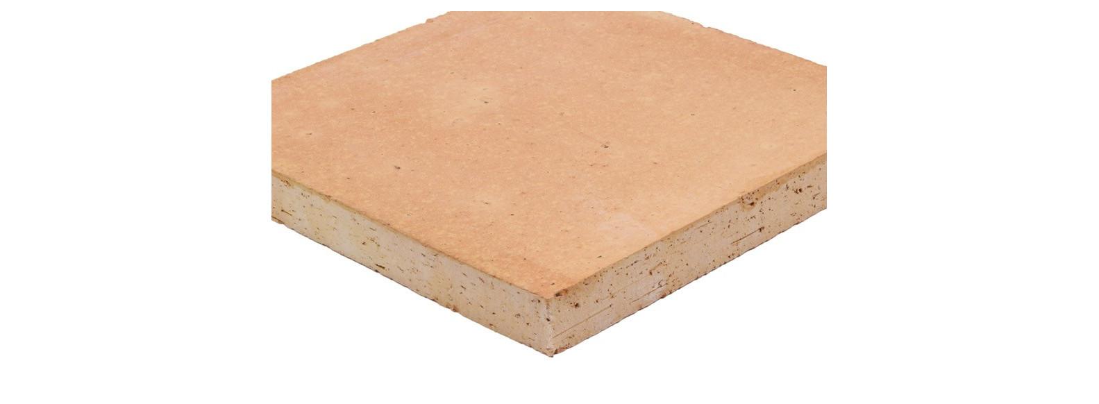 tomette terre cuite beige
