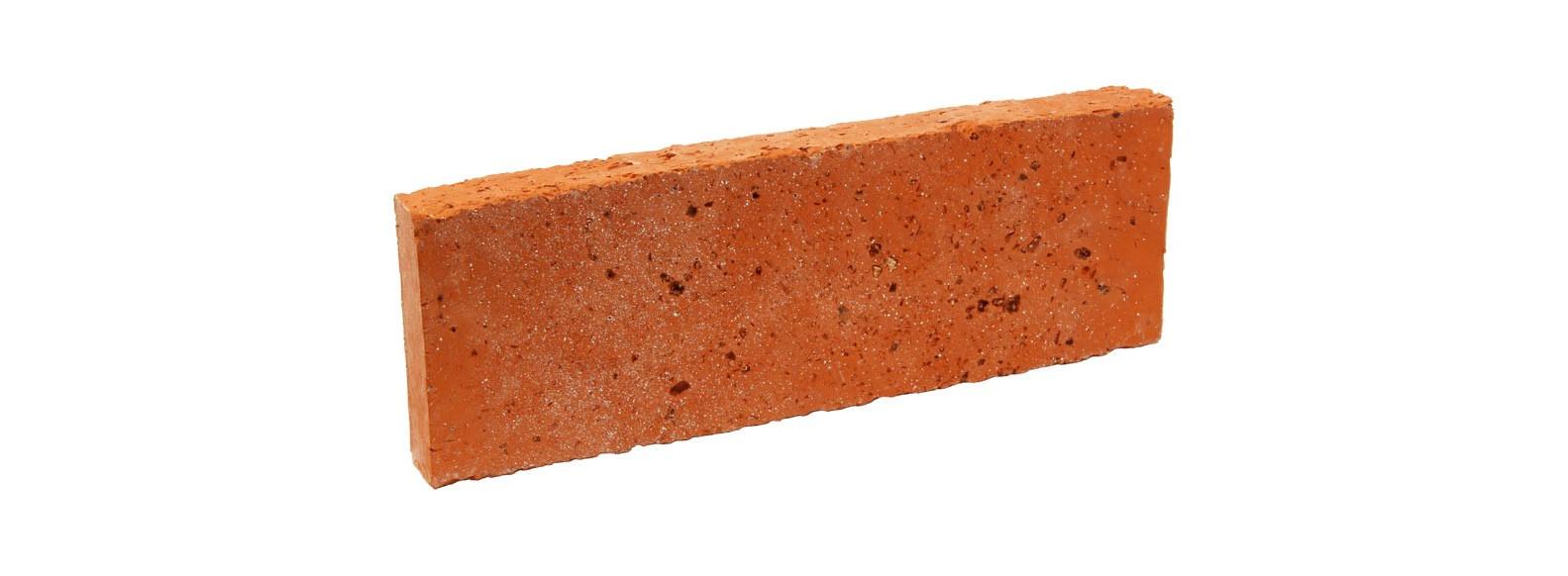 brique rouge protection derriere poele