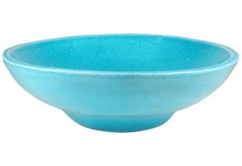 vasque a poser deco bleu clair