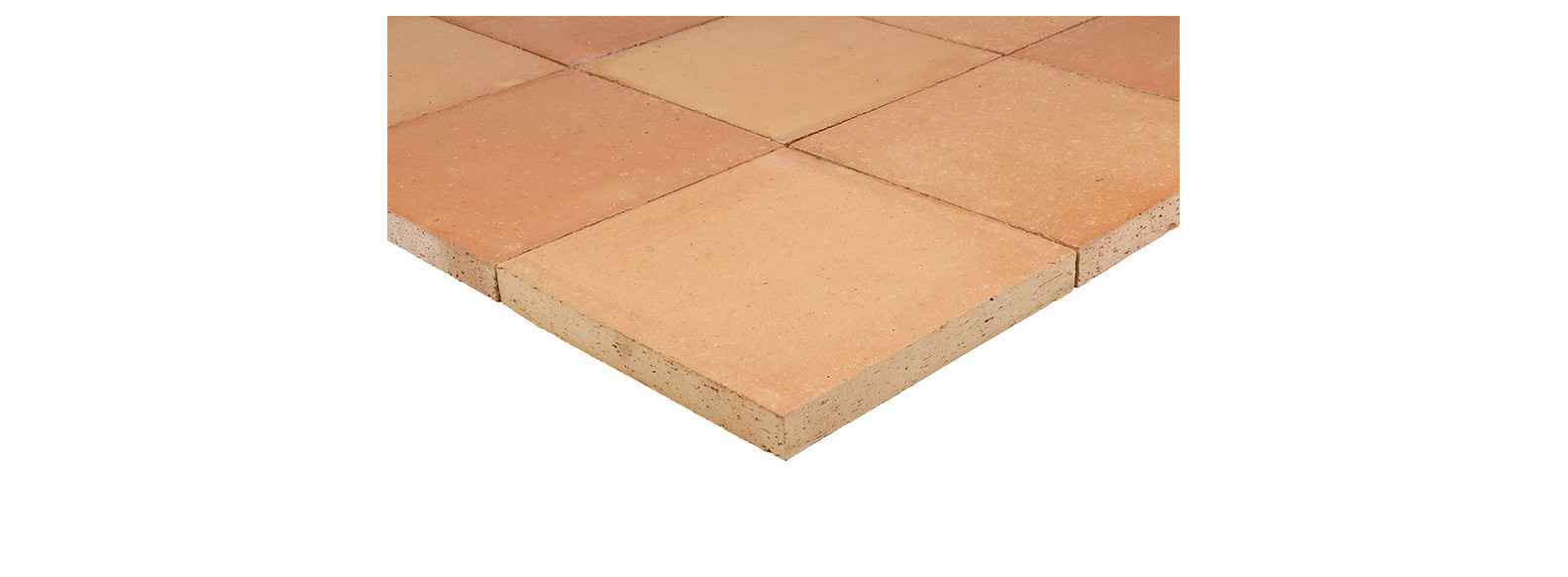 terre cuite de sol beige rosé