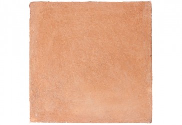 échantillon de terre cuite patinée main - Sable rosé