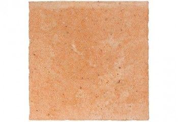 échantillon de terre cuite d'Histoire - Rouge rosé