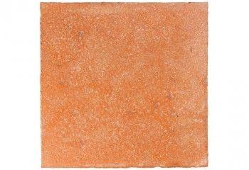 échantillon de terre cuite d'Histoire - Rouge rosé foncé