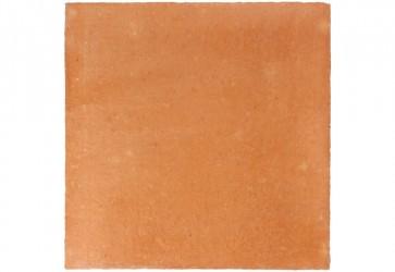 échantillon de terre cuite lisse - Rouge rosé