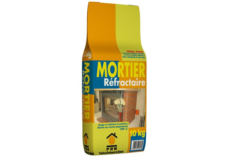 mortier refractaire