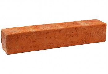 brique vieillie rouge