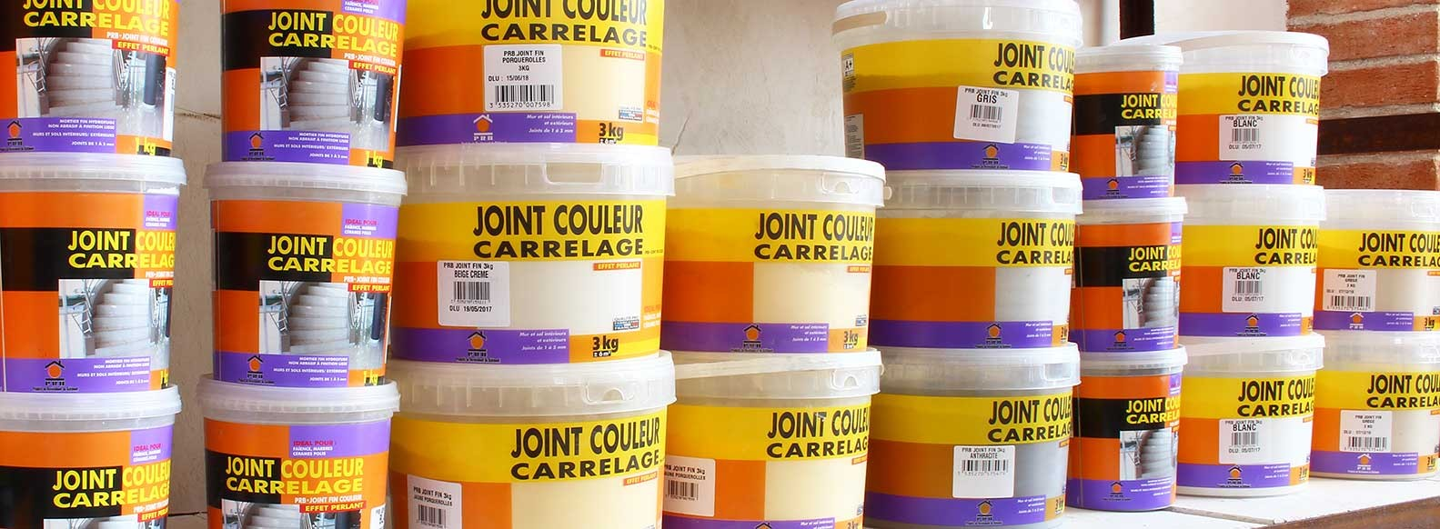 Joint De Carrelage En Couleur Terres Cuites De Raujolles