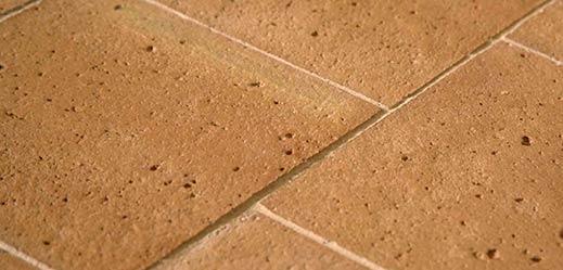 terrracotta floor tiles