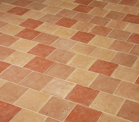 Red Pink Sand - Antique