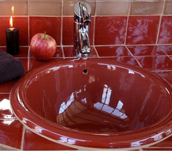 Vasque Sphère