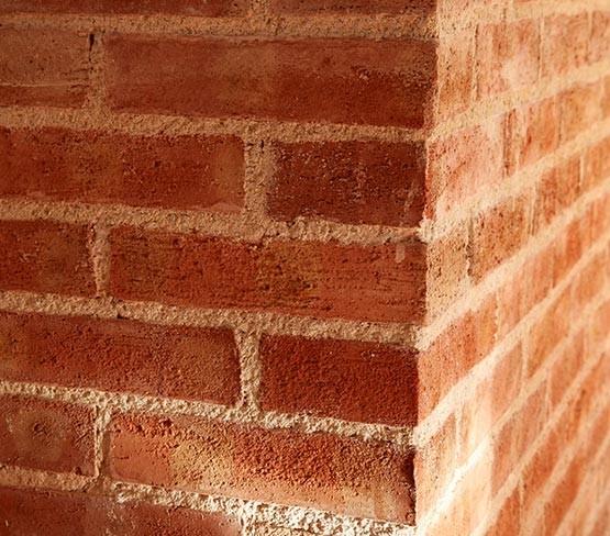 Pre-aged Solid Brick
