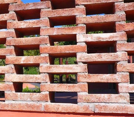 Brique Foraine Vieillie