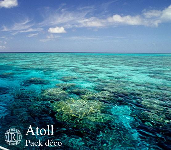 Pack Déco - Atoll Uni