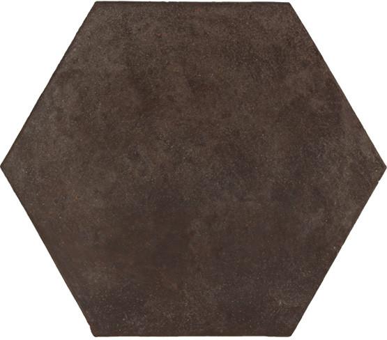 Brown Sienna Patina - Hexagon