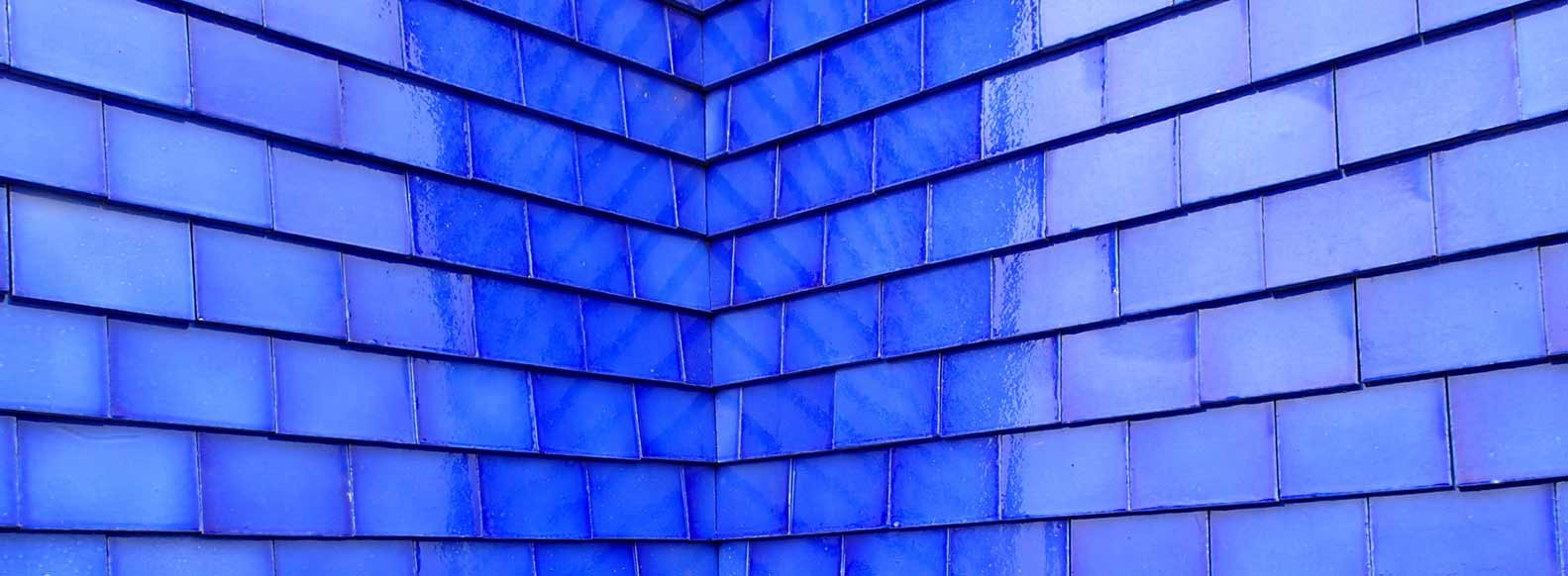 Glazed Flat Roof Tile