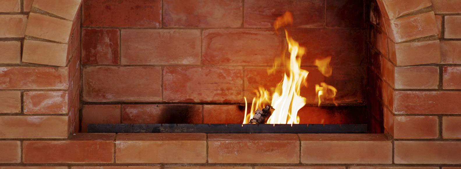 Pre-aged Fire Brick