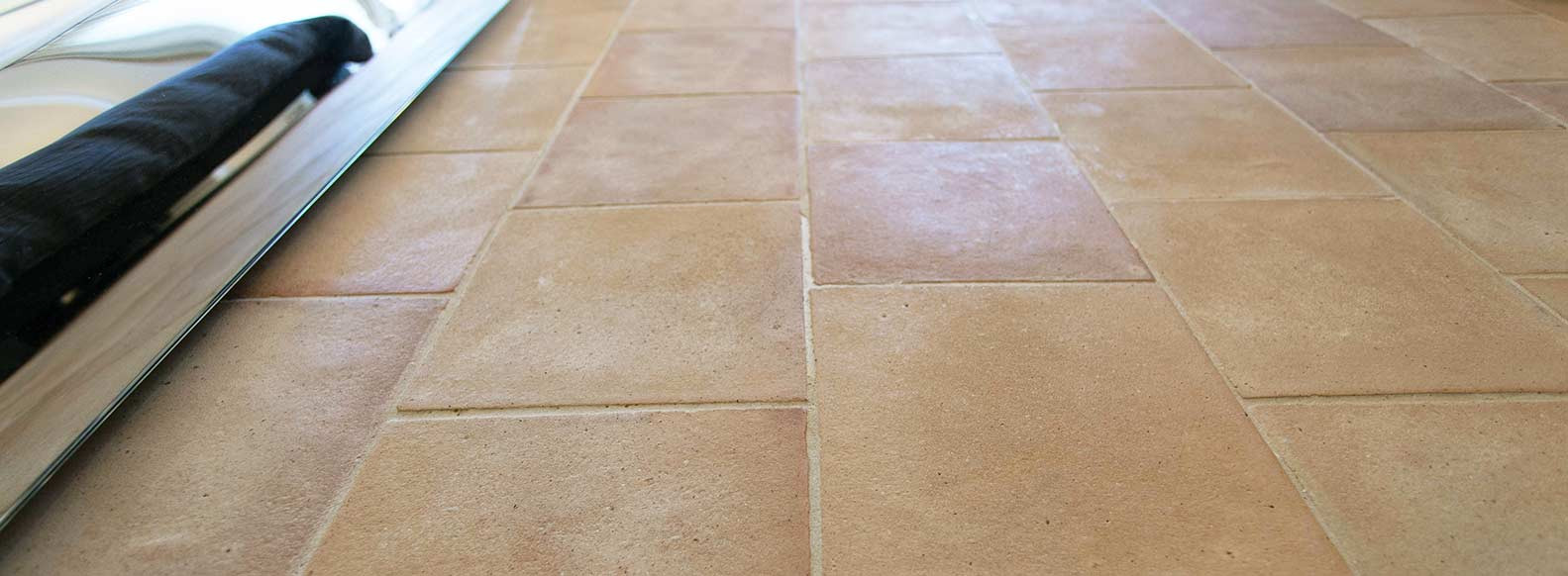 Sand - Hand-added Patina