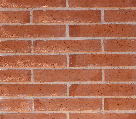Red Pre-aged Facing Brick